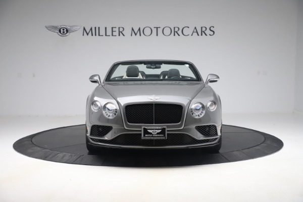 Used 2016 Bentley Continental GTC V8 S for sale Sold at Alfa Romeo of Greenwich in Greenwich CT 06830 12