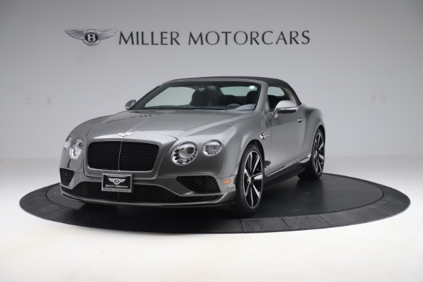 Used 2016 Bentley Continental GTC V8 S for sale Sold at Alfa Romeo of Greenwich in Greenwich CT 06830 13