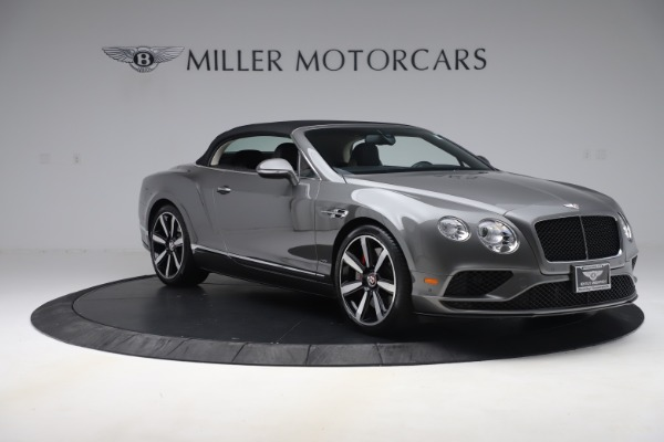 Used 2016 Bentley Continental GTC V8 S for sale Sold at Alfa Romeo of Greenwich in Greenwich CT 06830 18