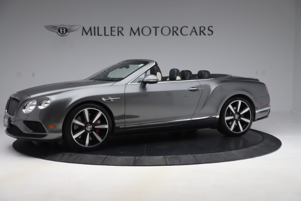 Used 2016 Bentley Continental GTC V8 S for sale Sold at Alfa Romeo of Greenwich in Greenwich CT 06830 2