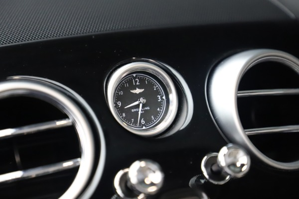 Used 2016 Bentley Continental GTC V8 S for sale Sold at Alfa Romeo of Greenwich in Greenwich CT 06830 27