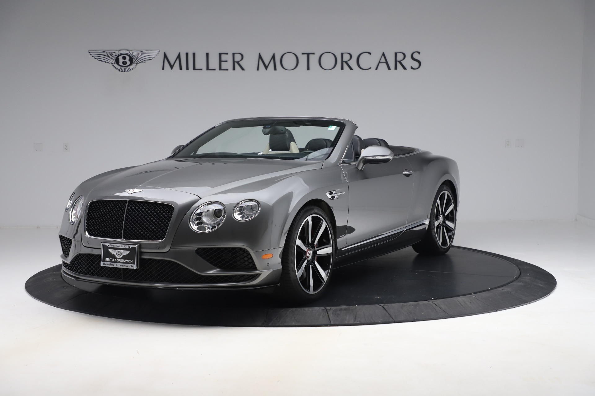 Used 2016 Bentley Continental GTC V8 S for sale Sold at Alfa Romeo of Greenwich in Greenwich CT 06830 1