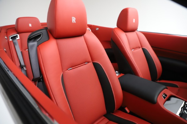 Used 2020 Rolls-Royce Dawn for sale $359,900 at Alfa Romeo of Greenwich in Greenwich CT 06830 27