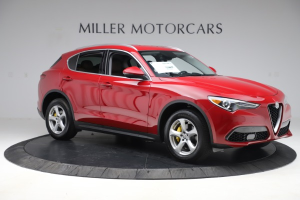 New 2019 Alfa Romeo Stelvio Q4 for sale Sold at Alfa Romeo of Greenwich in Greenwich CT 06830 10