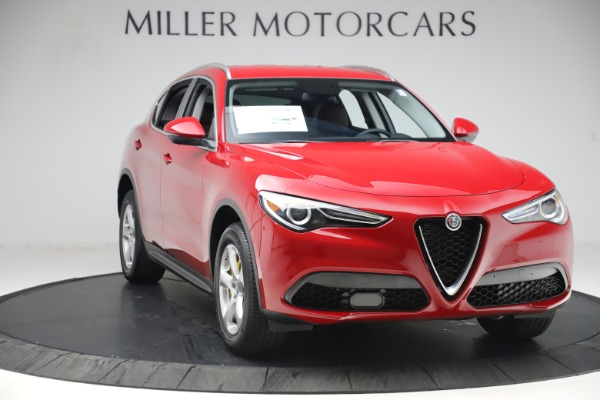 New 2019 Alfa Romeo Stelvio Q4 for sale Sold at Alfa Romeo of Greenwich in Greenwich CT 06830 11