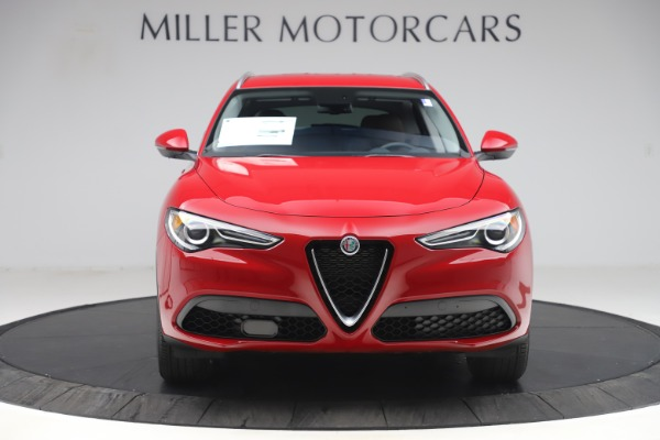 New 2019 Alfa Romeo Stelvio Q4 for sale Sold at Alfa Romeo of Greenwich in Greenwich CT 06830 12