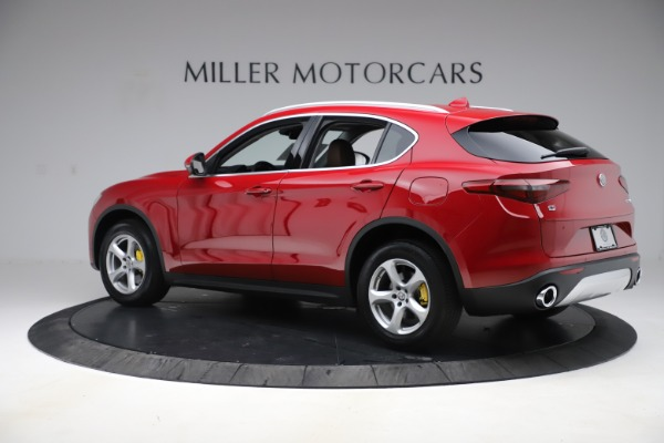 New 2019 Alfa Romeo Stelvio Q4 for sale Sold at Alfa Romeo of Greenwich in Greenwich CT 06830 4