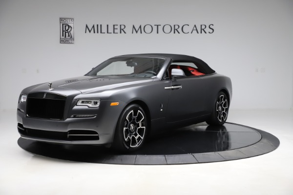 New 2020 Rolls-Royce Dawn Black Badge for sale $477,975 at Alfa Romeo of Greenwich in Greenwich CT 06830 16