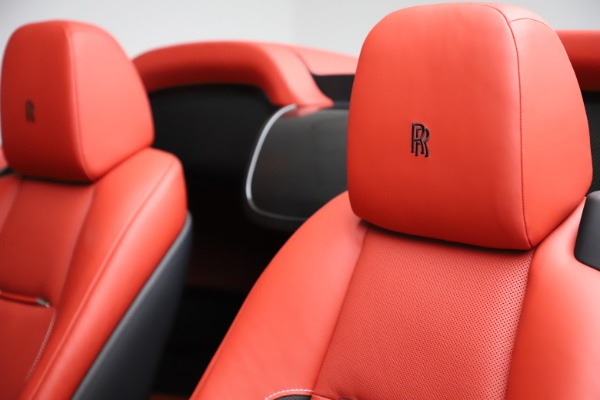 New 2020 Rolls-Royce Dawn Black Badge for sale $477,975 at Alfa Romeo of Greenwich in Greenwich CT 06830 24
