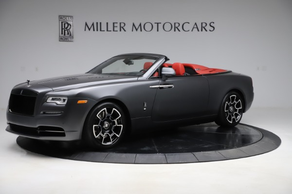 New 2020 Rolls-Royce Dawn Black Badge for sale $477,975 at Alfa Romeo of Greenwich in Greenwich CT 06830 3