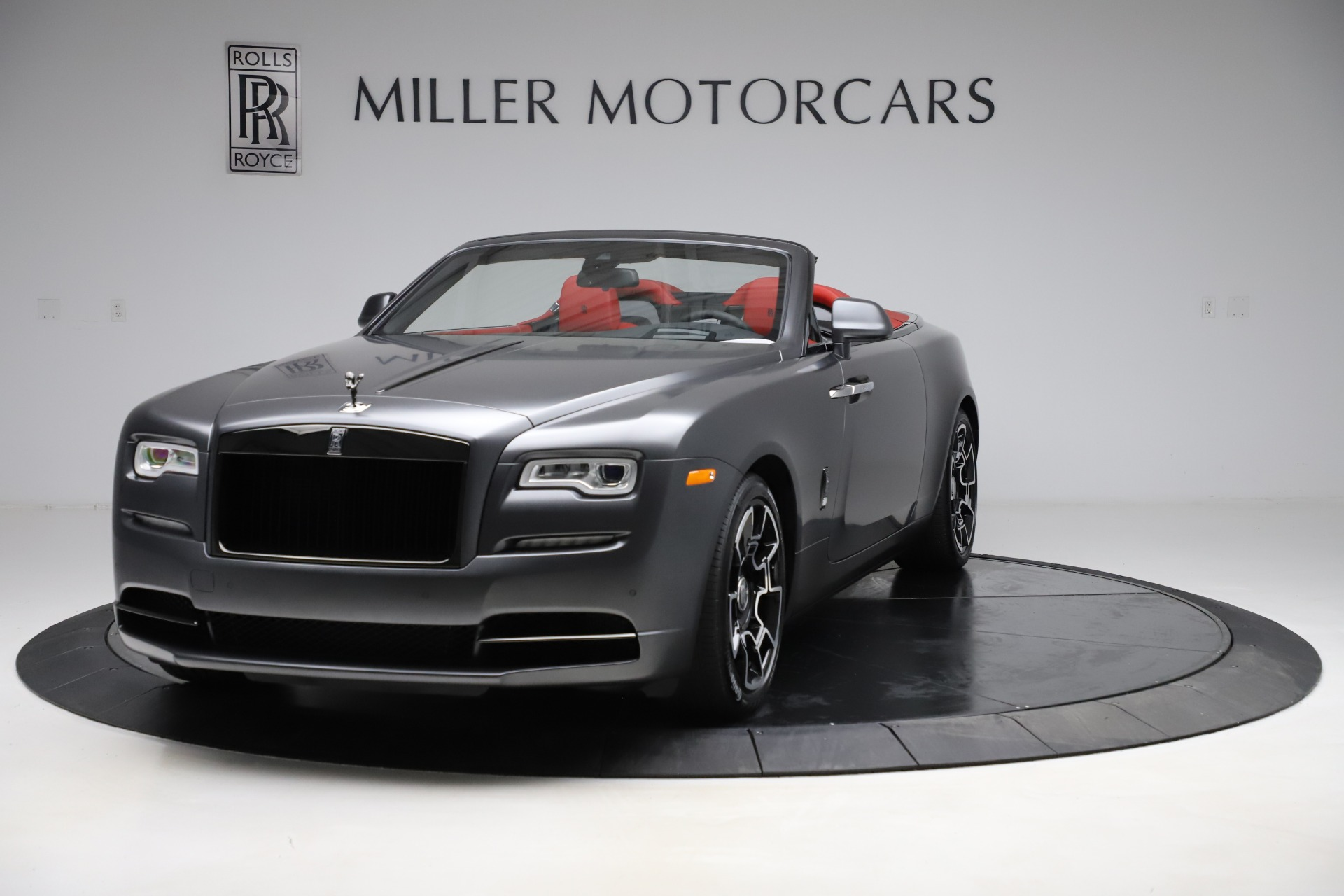 New 2020 Rolls-Royce Dawn Black Badge for sale $477,975 at Alfa Romeo of Greenwich in Greenwich CT 06830 1