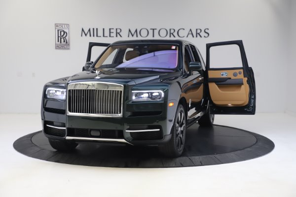 New 2020 Rolls-Royce Cullinan for sale Sold at Alfa Romeo of Greenwich in Greenwich CT 06830 10