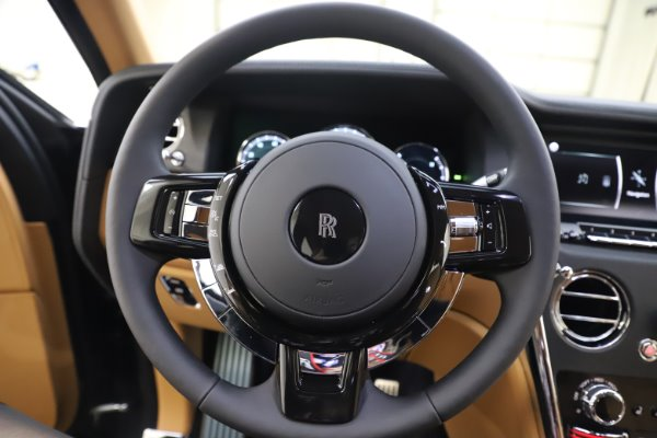 New 2020 Rolls-Royce Cullinan for sale Sold at Alfa Romeo of Greenwich in Greenwich CT 06830 15