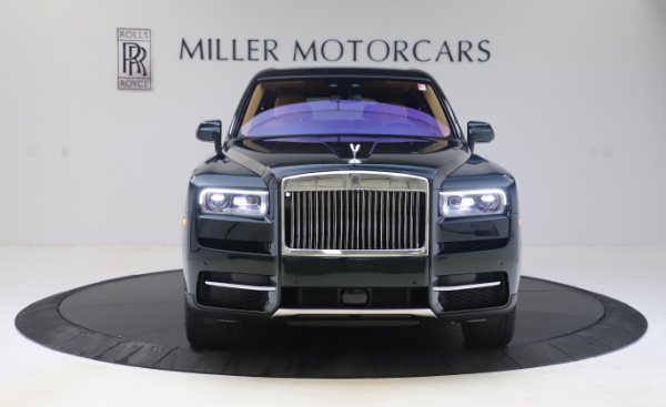 New 2020 Rolls-Royce Cullinan for sale $348,975 at Alfa Romeo of Greenwich in Greenwich CT 06830 2