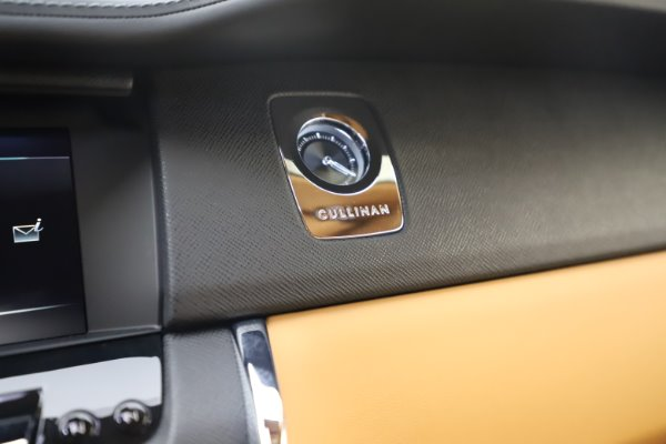 New 2020 Rolls-Royce Cullinan for sale Sold at Alfa Romeo of Greenwich in Greenwich CT 06830 20