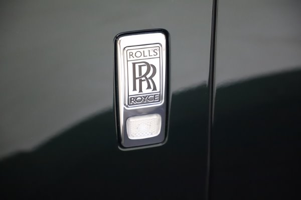 New 2020 Rolls-Royce Cullinan for sale Sold at Alfa Romeo of Greenwich in Greenwich CT 06830 27