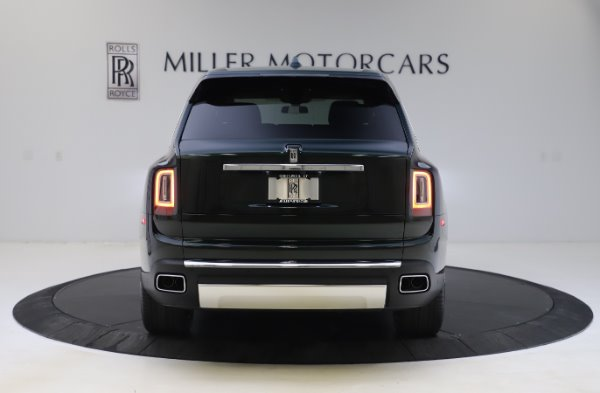 New 2020 Rolls-Royce Cullinan for sale $348,975 at Alfa Romeo of Greenwich in Greenwich CT 06830 5