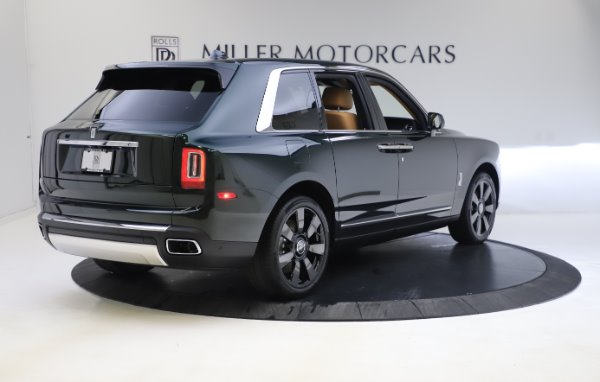 New 2020 Rolls-Royce Cullinan for sale $348,975 at Alfa Romeo of Greenwich in Greenwich CT 06830 6