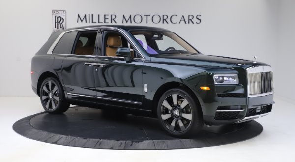 New 2020 Rolls-Royce Cullinan for sale Sold at Alfa Romeo of Greenwich in Greenwich CT 06830 8