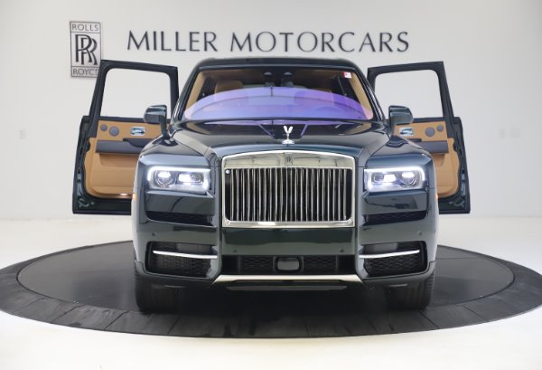 New 2020 Rolls-Royce Cullinan for sale Sold at Alfa Romeo of Greenwich in Greenwich CT 06830 9