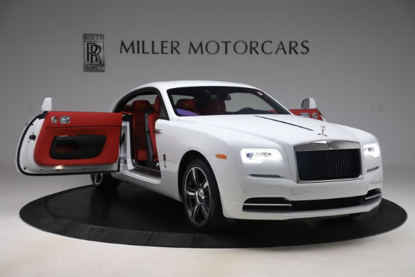 New 2020 Rolls-Royce Wraith for sale $392,325 at Alfa Romeo of Greenwich in Greenwich CT 06830 10
