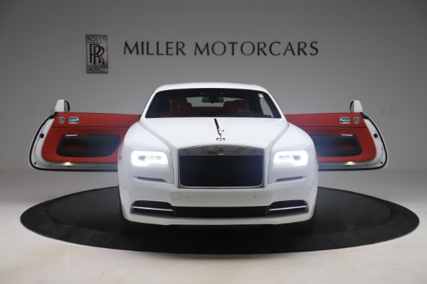 New 2020 Rolls-Royce Wraith for sale $392,325 at Alfa Romeo of Greenwich in Greenwich CT 06830 11