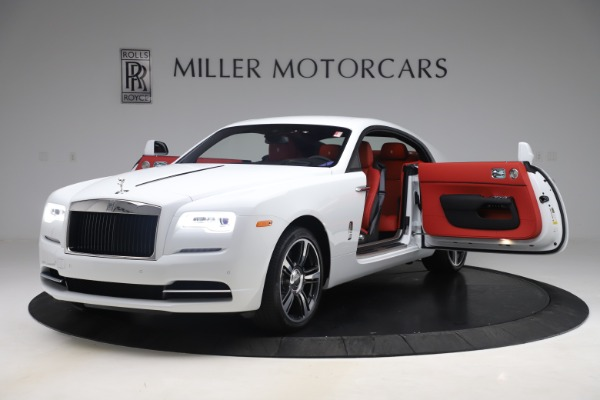 New 2020 Rolls-Royce Wraith for sale $392,325 at Alfa Romeo of Greenwich in Greenwich CT 06830 12