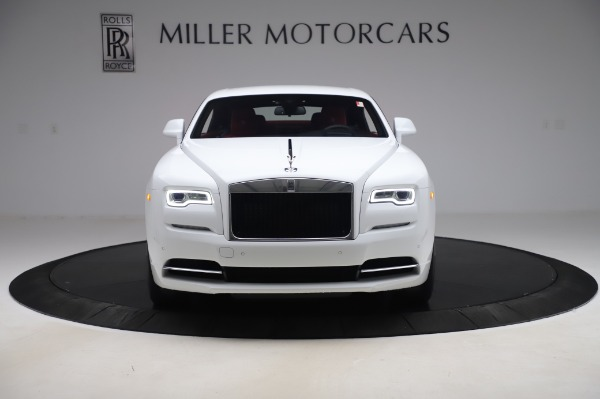 New 2020 Rolls-Royce Wraith for sale $392,325 at Alfa Romeo of Greenwich in Greenwich CT 06830 2
