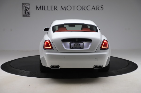 New 2020 Rolls-Royce Wraith for sale $392,325 at Alfa Romeo of Greenwich in Greenwich CT 06830 5
