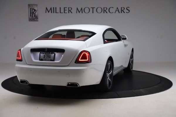 New 2020 Rolls-Royce Wraith for sale $392,325 at Alfa Romeo of Greenwich in Greenwich CT 06830 6