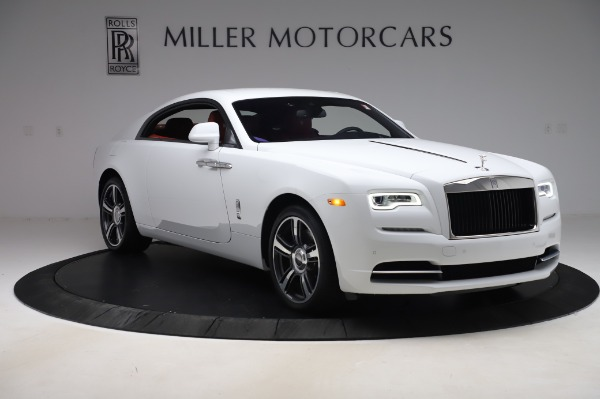 New 2020 Rolls-Royce Wraith for sale $392,325 at Alfa Romeo of Greenwich in Greenwich CT 06830 8