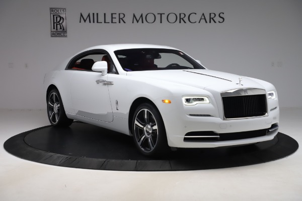 New 2020 Rolls-Royce Wraith for sale $392,325 at Alfa Romeo of Greenwich in Greenwich CT 06830 9