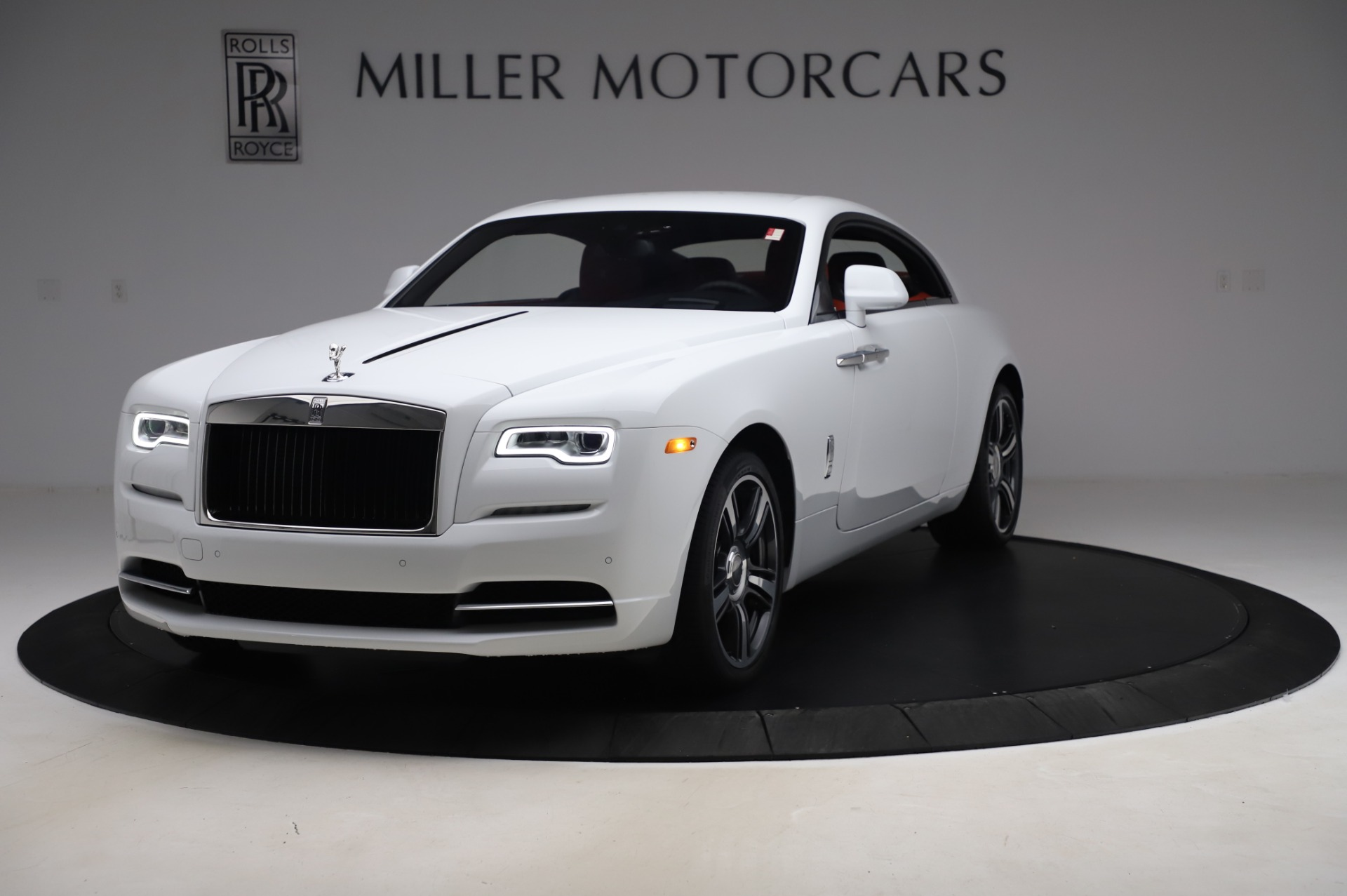 New 2020 Rolls-Royce Wraith for sale $392,325 at Alfa Romeo of Greenwich in Greenwich CT 06830 1