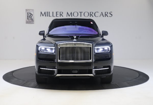 New 2020 Rolls-Royce Cullinan for sale $355,200 at Alfa Romeo of Greenwich in Greenwich CT 06830 2