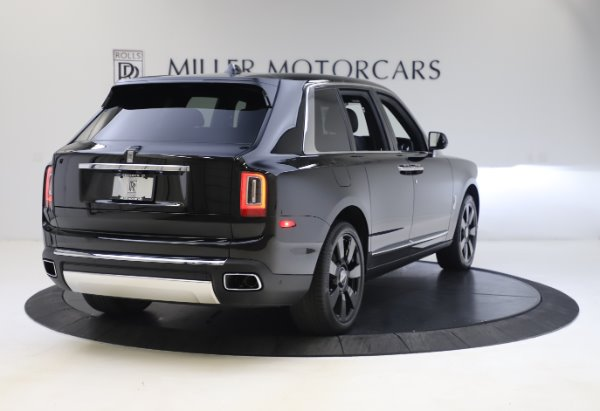 New 2020 Rolls-Royce Cullinan for sale $355,200 at Alfa Romeo of Greenwich in Greenwich CT 06830 6