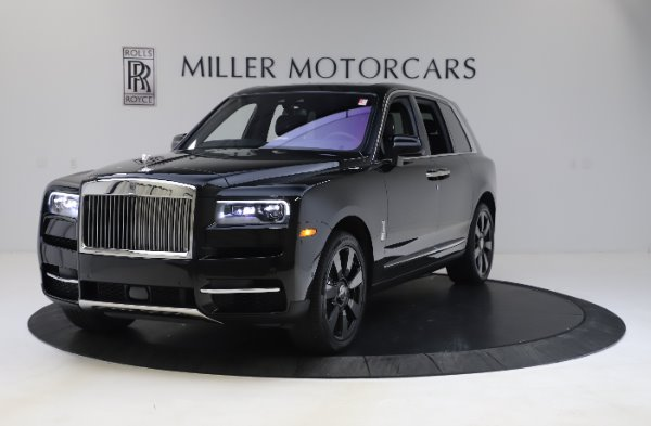 New 2020 Rolls-Royce Cullinan for sale $355,200 at Alfa Romeo of Greenwich in Greenwich CT 06830 1
