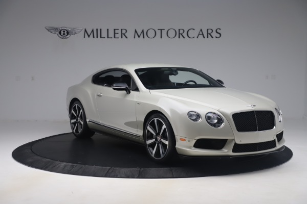 Used 2014 Bentley Continental GT V8 S for sale Sold at Alfa Romeo of Greenwich in Greenwich CT 06830 11