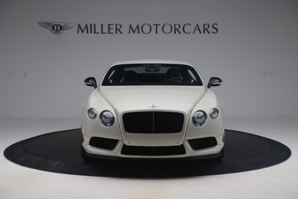 Used 2014 Bentley Continental GT V8 S for sale Sold at Alfa Romeo of Greenwich in Greenwich CT 06830 12