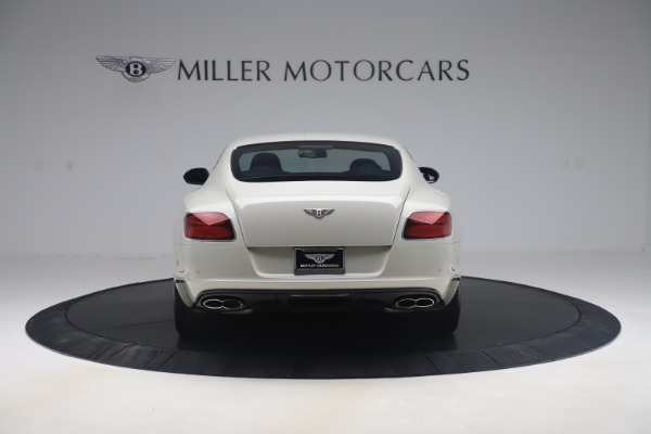 Used 2014 Bentley Continental GT V8 S for sale Sold at Alfa Romeo of Greenwich in Greenwich CT 06830 6