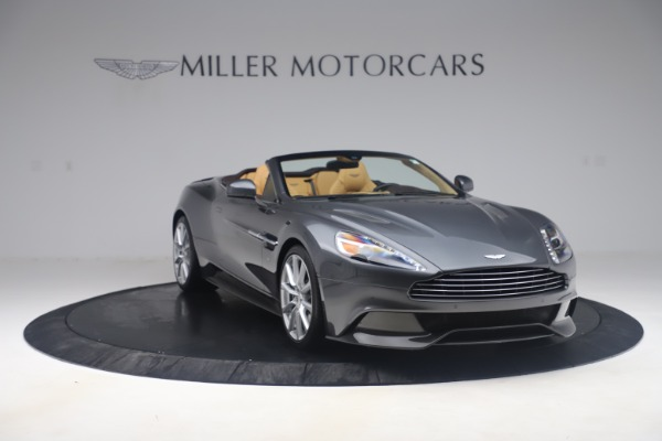 Used 2016 Aston Martin Vanquish Volante for sale Sold at Alfa Romeo of Greenwich in Greenwich CT 06830 10