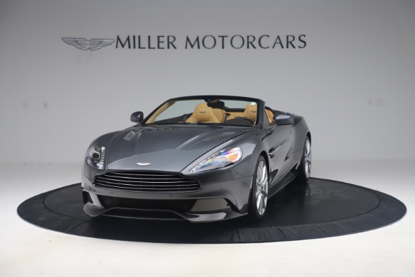 Used 2016 Aston Martin Vanquish Volante for sale Sold at Alfa Romeo of Greenwich in Greenwich CT 06830 12