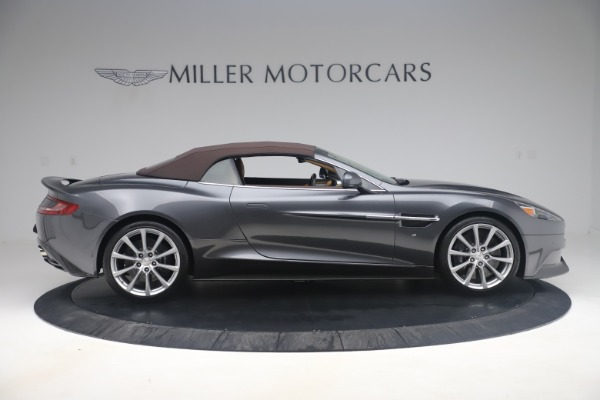 Used 2016 Aston Martin Vanquish Volante for sale Sold at Alfa Romeo of Greenwich in Greenwich CT 06830 13