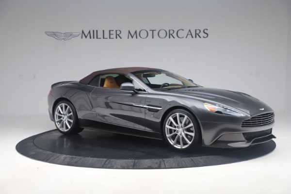Used 2016 Aston Martin Vanquish Volante for sale Sold at Alfa Romeo of Greenwich in Greenwich CT 06830 14