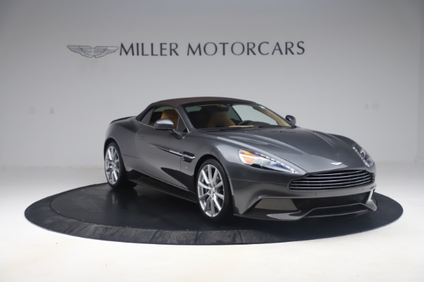Used 2016 Aston Martin Vanquish Volante for sale Sold at Alfa Romeo of Greenwich in Greenwich CT 06830 15
