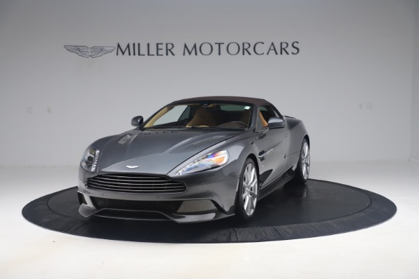 Used 2016 Aston Martin Vanquish Volante for sale Sold at Alfa Romeo of Greenwich in Greenwich CT 06830 17