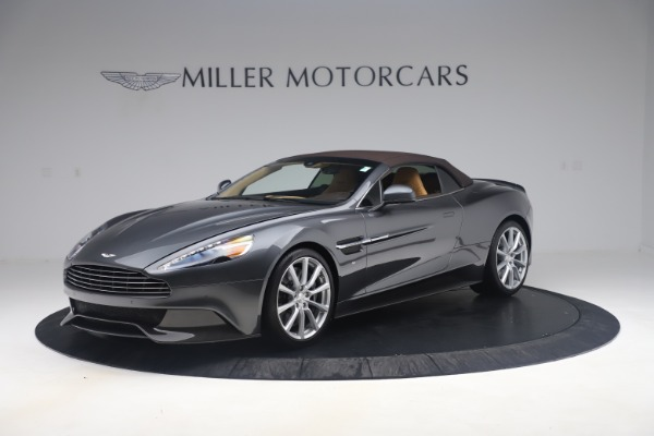 Used 2016 Aston Martin Vanquish Volante for sale Sold at Alfa Romeo of Greenwich in Greenwich CT 06830 18