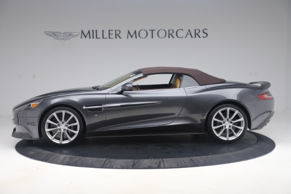 Used 2016 Aston Martin Vanquish Volante for sale Sold at Alfa Romeo of Greenwich in Greenwich CT 06830 19