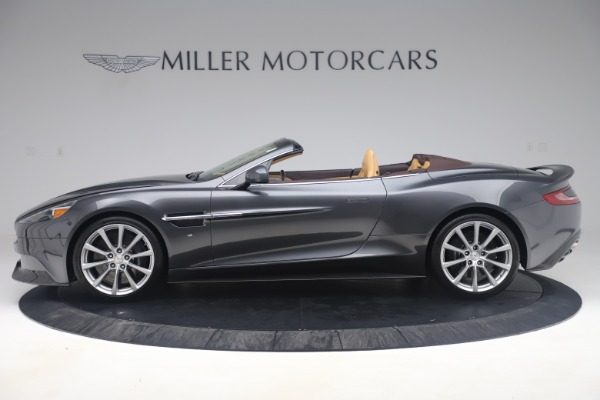 Used 2016 Aston Martin Vanquish Volante for sale Sold at Alfa Romeo of Greenwich in Greenwich CT 06830 2