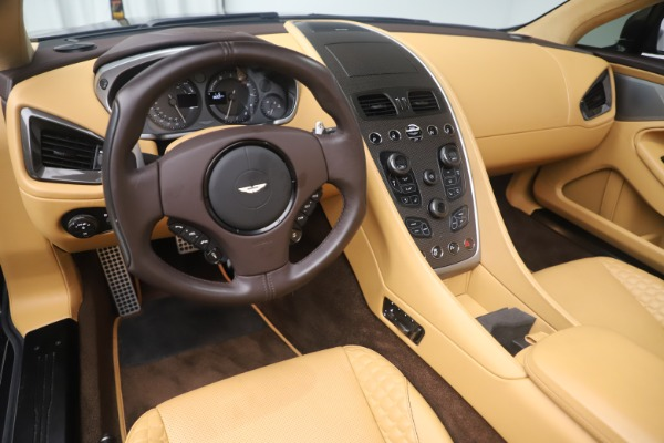 Used 2016 Aston Martin Vanquish Volante for sale Sold at Alfa Romeo of Greenwich in Greenwich CT 06830 21
