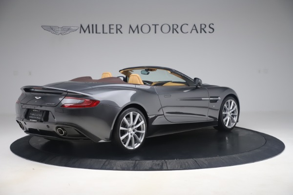 Used 2016 Aston Martin Vanquish Volante for sale Sold at Alfa Romeo of Greenwich in Greenwich CT 06830 7